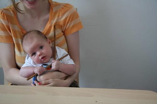 China Chopstick Baby