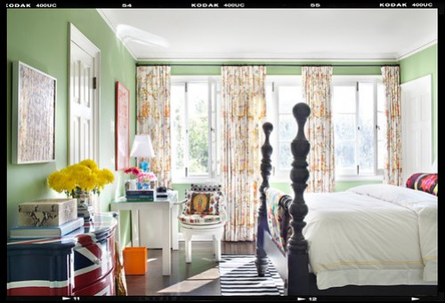 Betsy Burnham teen bedroom