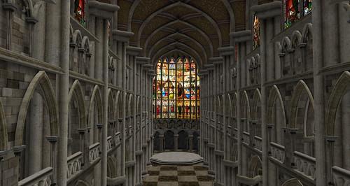 RFL: St. Illuminatius Cathedral - photograph by PJ Trenton
