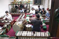 gamelan in action