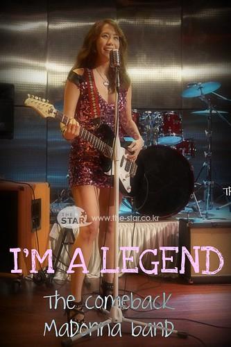 i'm a legend
