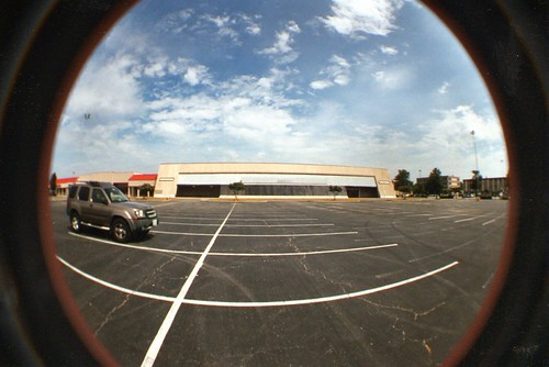 Super Fresh, Closed 1999, Hampton, VA Lomography Fisheye