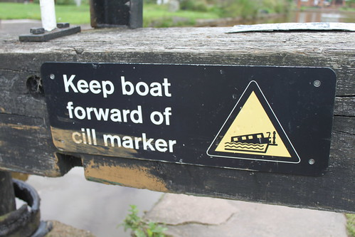 Keep boat forward...