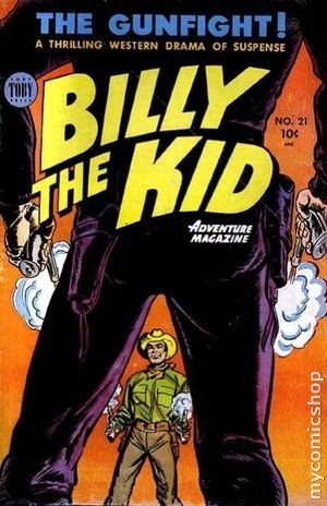 Billy the Kid Adv Mag 21