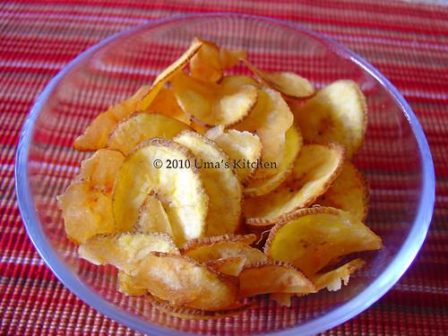 Banana Chips 1