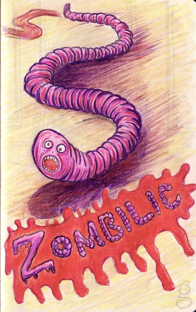 Zombilic (the Zombie Worm)