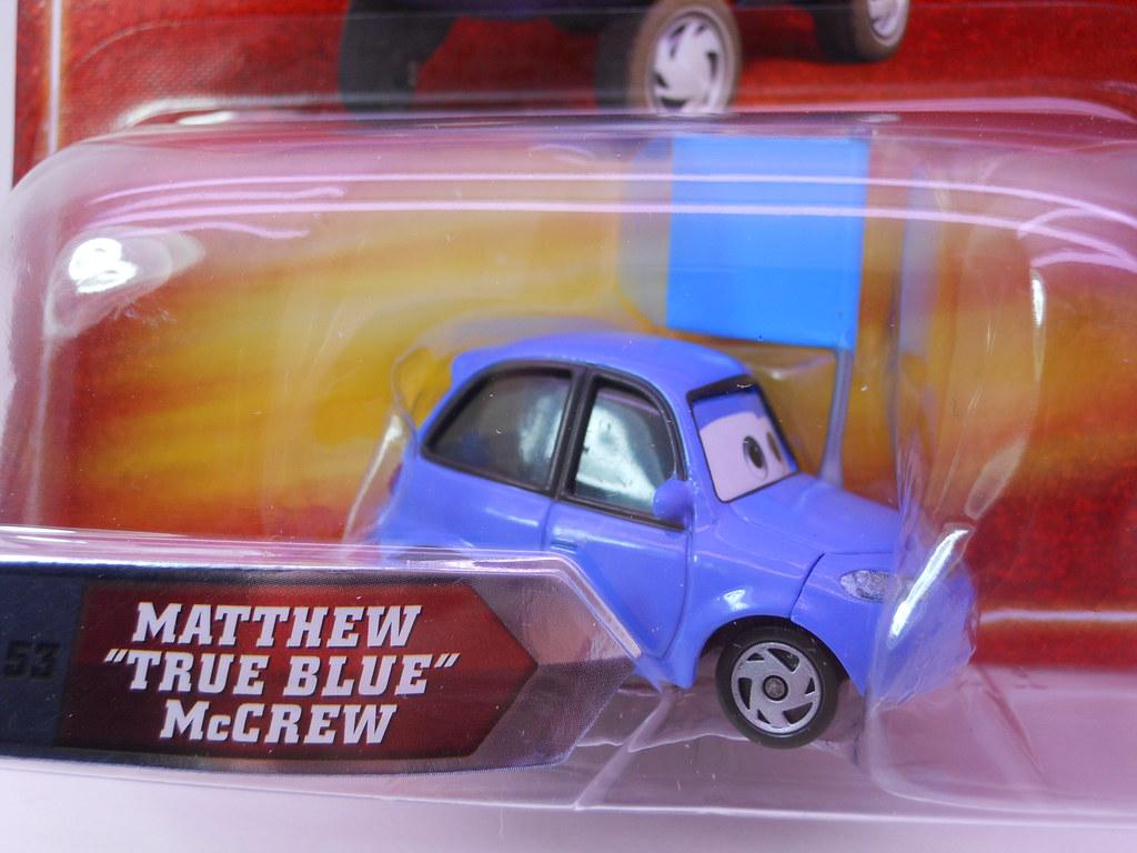 disney cars final lap matthew true blue mccrew (2)