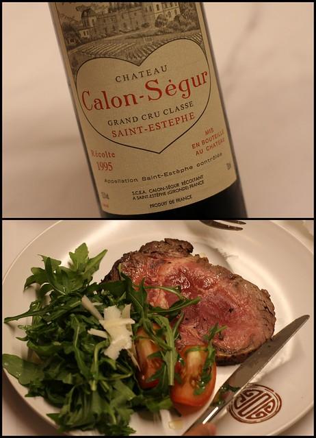 Valentine 2011 & Calon-Segur 95