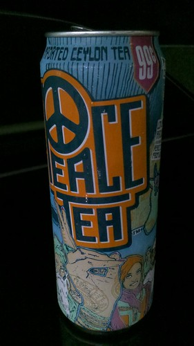 peace tea - imported ceylon tea