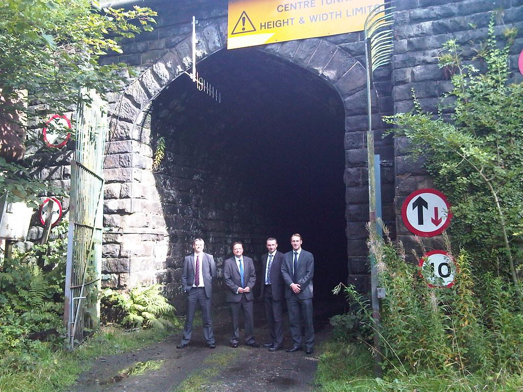 Marsden Rail Tunnels