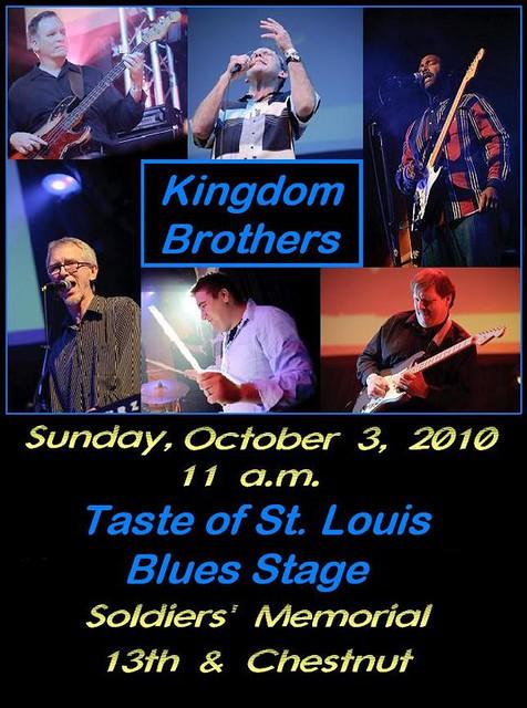 Kingdom Bros. 10-3-10