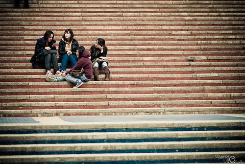 R&B Stairs.