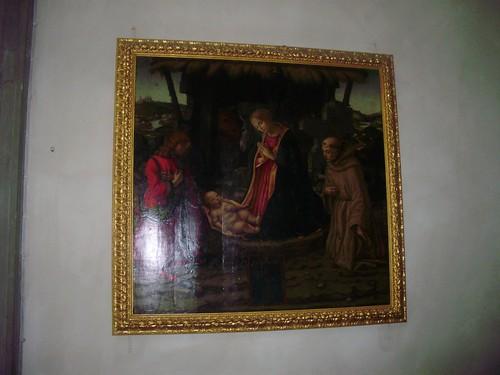 Natività Santi Giuliano Francesco Domenico Ghirlandaio b