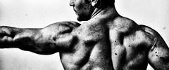 Chiaro scuro muscolare
