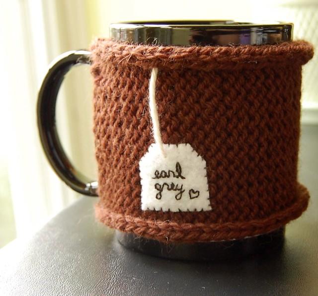 Earl Grey Love - Tea Cozy