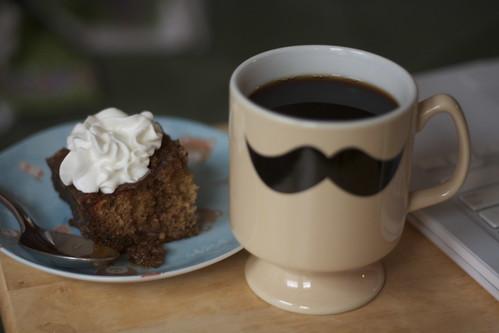 sticky coffee toffee pudding