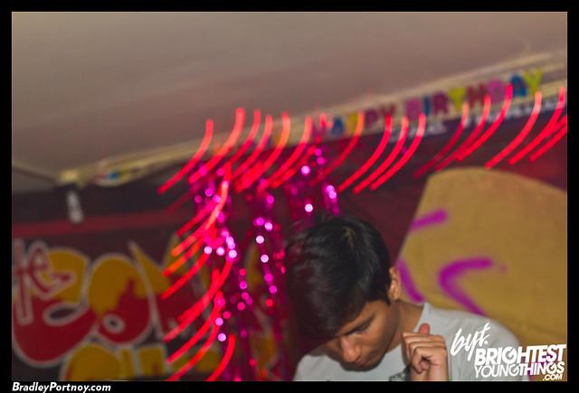Pink Sock Disco Birthday-208