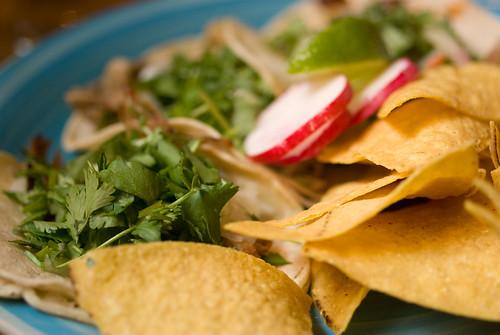 tacos at South