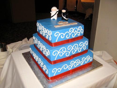 ninja cake toppers!!!