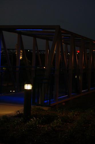 Light Up Bridge, Memphis, Tenn.