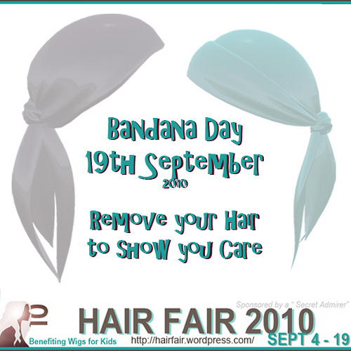 Bandana Day Poster