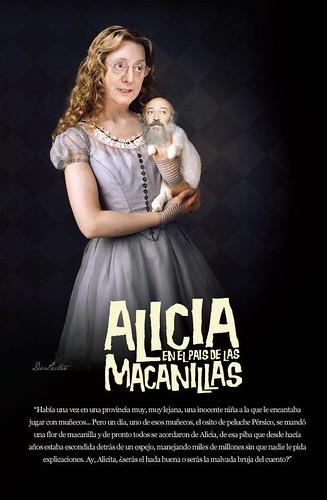 Alicia en el país de las Macanillas