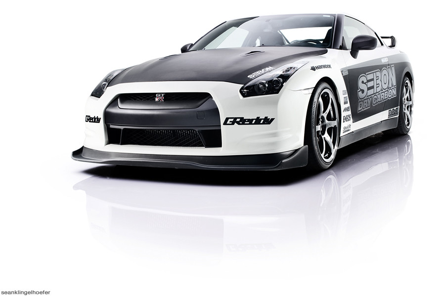 Nissan GTR UPC Studio Sessions