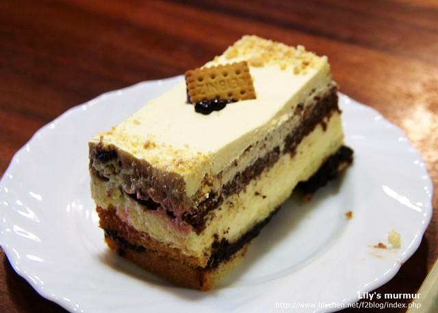 我們這次點的甜點,感覺比較普通一點,我沒有留下什麼深刻印象。