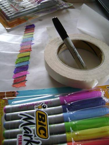 DIY Deco (Washi) Tape (1/6)