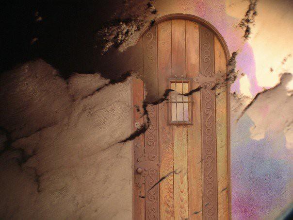 Earth Door