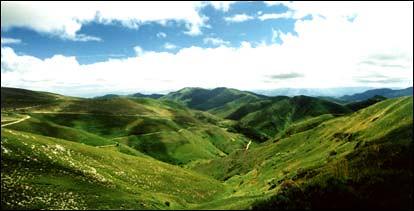 Montañas de Lugo
