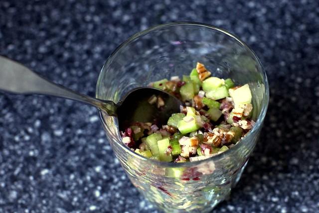 terrible photo of a good salad