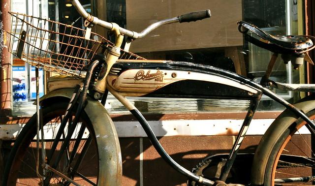 Prop Bike
