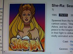 She Ra
