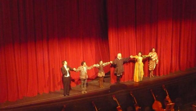 Wiener Staatsoper Rigoletto 19.10.2010