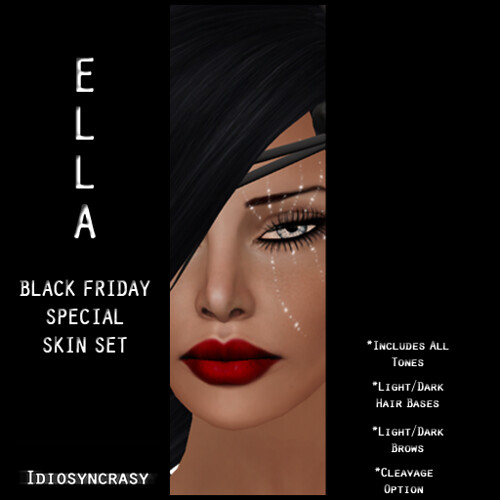 Skin Addiction Black Friday Special