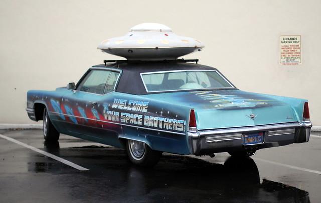 UFO-Cadillac