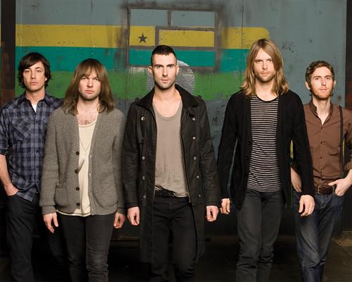 Maroon 5 encabezará el Festival de Jazz y Blues de Jamaica