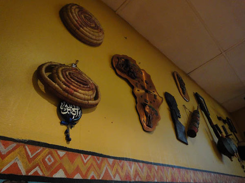 African Feeling: Decorations