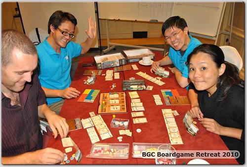 BGC Retreat - Homesteader