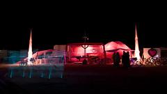 Burning Man 2010 - Metropolis: Pink Heart