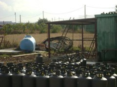 Siracusa: la guardia di finanza sequestra mezza tonnellata di propano