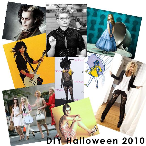 DIY Halloween 2010