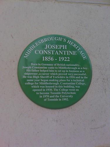 Joseph Constantine