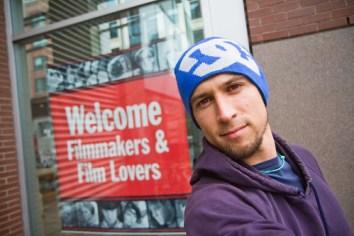 in Toronto! at TIFF!