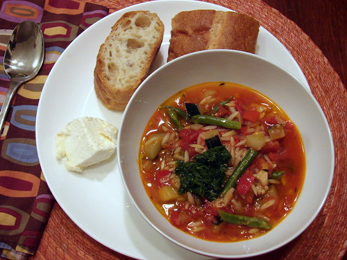 Dinner: September 28, 2010