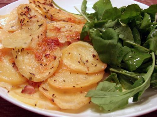 Dinner: October 11, 2010