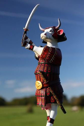 Mrs Samurai Cow Award for PJ
