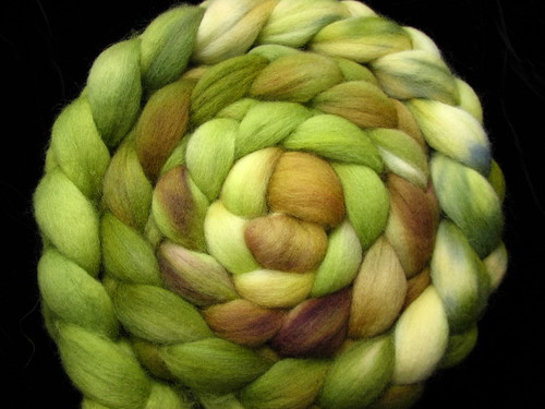 Savanna - Corriedale Wool Spinning Fiber