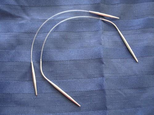 Ridiculously Short Needles